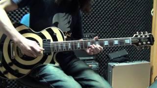 林俊傑 曹操 結他 guitar cover by Eric Lo