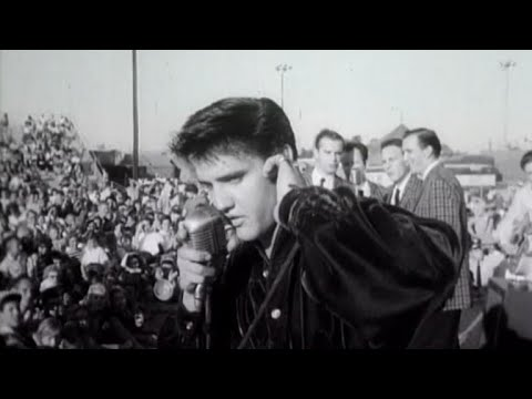 Remembering Elvis Presley 40 years after his death - YouTube