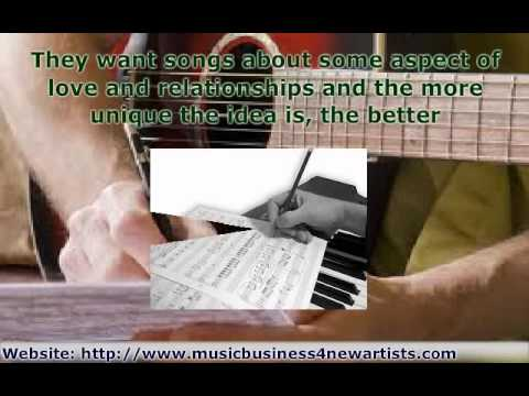 How To Sell Your Songs | Songwriting Tips