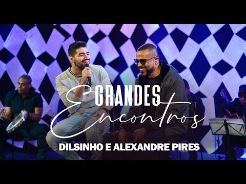 Radio Mania - Dilsinho e Alexandre Pires - Trovão  Dói Demais Grandes Encontros