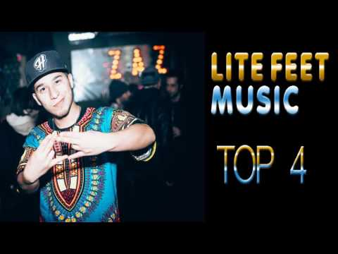 TOP 4 LITE FEET MUSIC 2016 ( NOVEMBER/DECEMBER)
