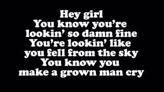 Robin Thicke Give It 2 U Lyrics ft Kendrick Lamar