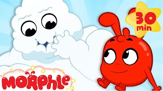 Making Friends   My Magic Pet Morphle  Cartoons For Kids  Morphle TV  Mila And Morphle