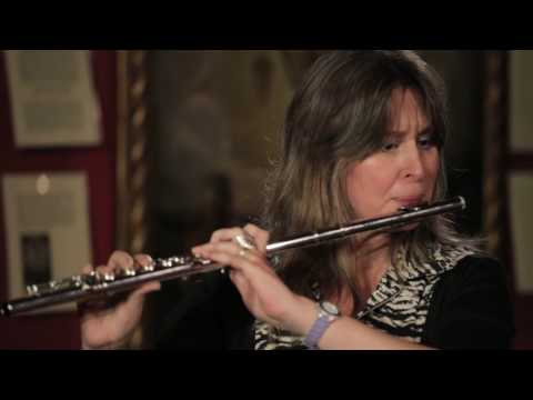 """Soliloquy on D"" for solo flute - Gisela Paterno"
