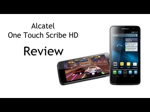 Alcatel One Touch Scribe HD (8008D) - Fazit / Review