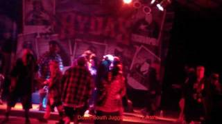 Gathering of the Juggalos2011-Psychopathic Rydas Part 2