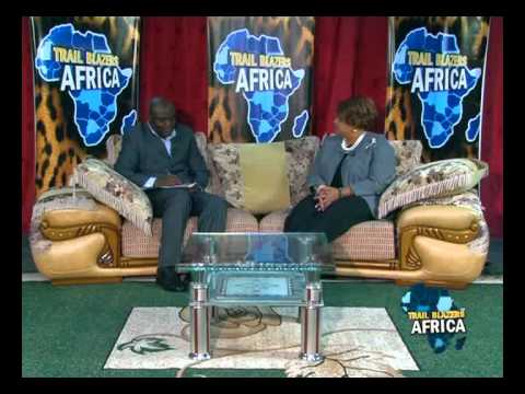Trail Blazers Africa with Moses Owopade featuring LaVerne Adekunle, Founder, LaExpose
