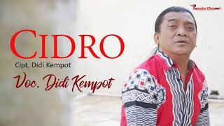 Download Radio dari desa   Cidro Didi Kempoet