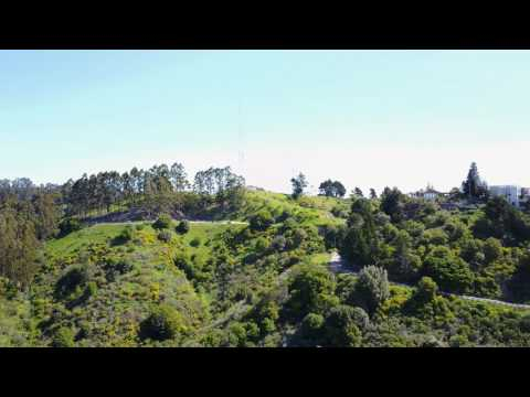 4K HD Drone Aerial Video of Bay Area - Bay Bridge Skyline Blvd Oakland