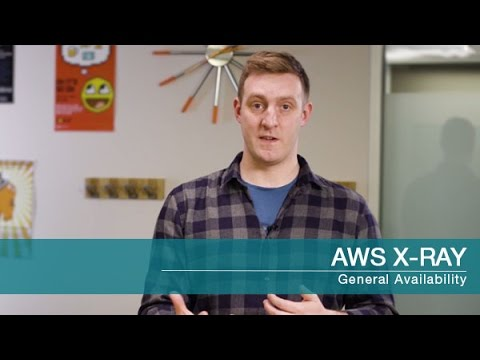 Announcing AWS X-Ray