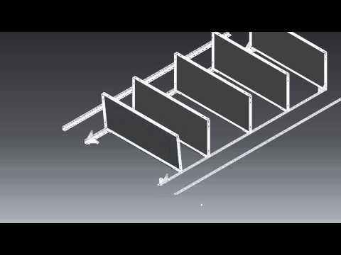 Montaje estanteria metálica