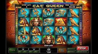 Cat Queen Slot Game Online - BIG WIN - 2018's Best Guide To USA Online Casinos