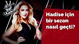 İşte Hadise'nin sizler için derlenen özel görüntüleri... | 33.Bölüm | O Ses Türkiye 2018