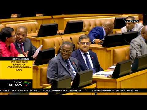 Parliament pays tribute to 90 year old Prince Mangosuthu Buthelezi