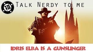 Idris Elba cast as the Gunslinger, Roland Deschain, in Stephen King