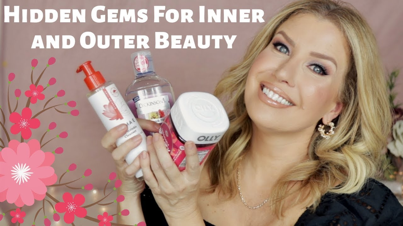 12 Hidden Drugstore Gems  Affordable Health and Beauty Must Haves!