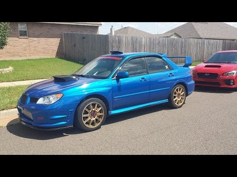 Lesson 7 (Part 2): (Me Learning Stage 4 Exedy Twin Disc) Learning Stick Shift (Manual) Subaru 07 STI