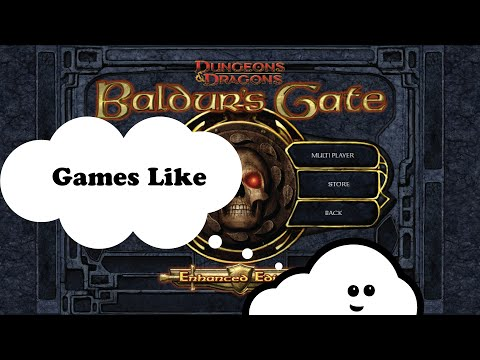 5 Games Like Baldur's Gate