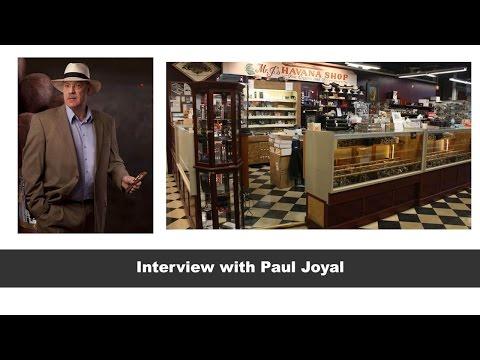 Stogie Geeks #162 - Interview with Paul Joyal, Mr J's Havana Shop