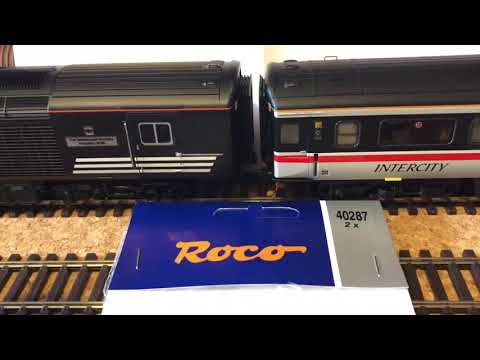 How To Close Couple Oxford Rail MK3 Coaches