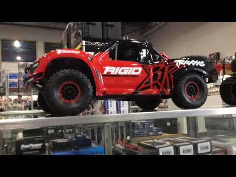 Larry's Performance Rc Hobby Shop Tour