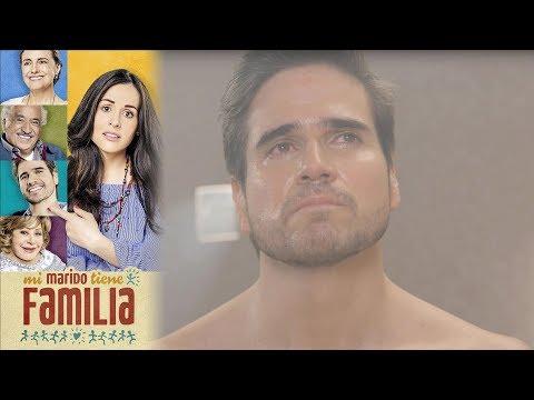 La relación de Julieta y Robert corre peligro | Mi marido tiene familia - Televisa