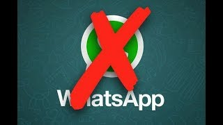 After (31-dec-2017) whatsapp will work stop in 3 mobile phone by unique