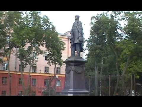 My hometown. Bryansk, Russia(Брянск)