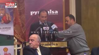بالفيديو.. رئيس اتحاد البلياردو: نتمنى موافقة وزارة الرياضة على رخصة ممارسة اللعبة