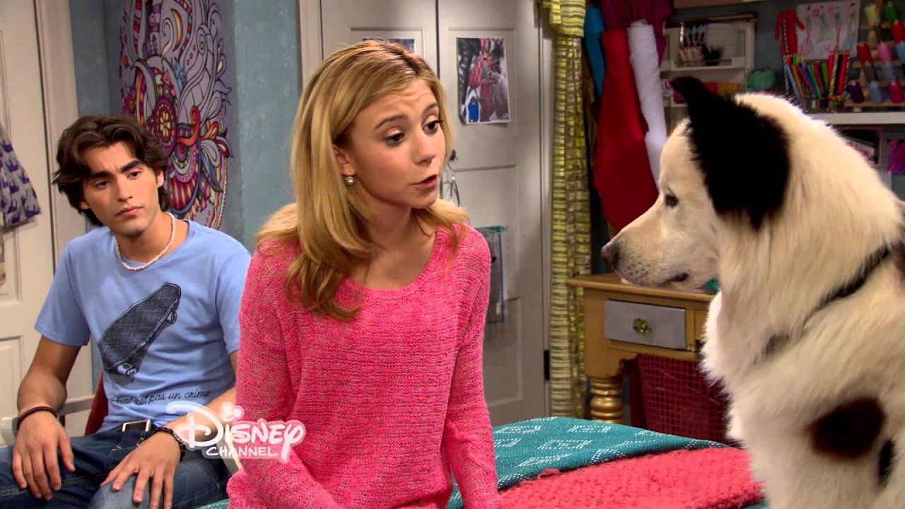 Disney Channel: Dog with a Blog - Stan Sleep Talks - YouTube | 1280 x 720 jpeg 142kB