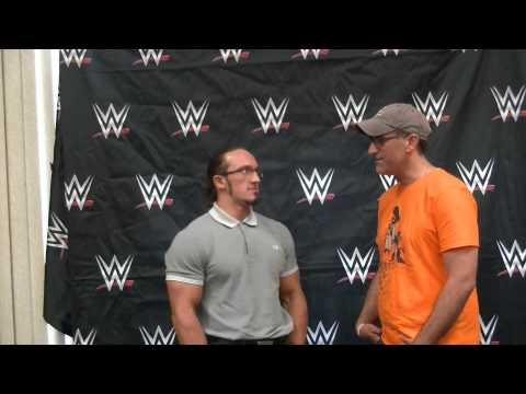 A-Sides Interview: WWE Superstar Neville Discusses The Elimination Chambers (5-24-2015)