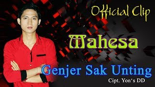 Gambar cover Mahesa - Genjer Sak Unting [OFFICIAL]
