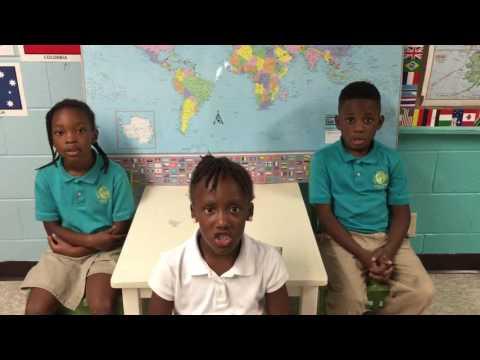 Global Purpose Academy students demonstrate their multilingual skills.