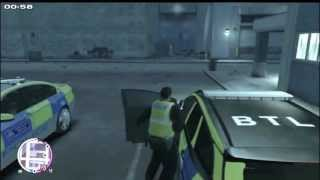 [GTAIV] Road Traffic Collision - London