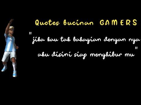 Kata Kata Bucin Versi Game Youtube