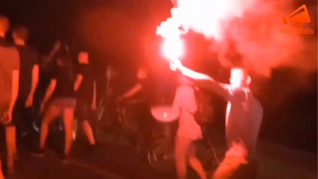 Мощное вечернее шествие в Хабаровске в поддержку Сергея Фургала