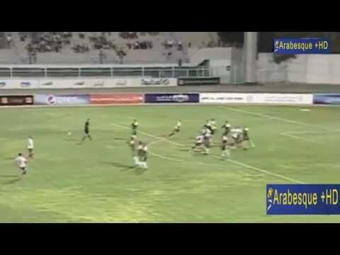 االوحدات  2 - 0 اتحاد الرمثا كأس الأردن المناصير 2014/08/08