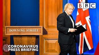 Covid: Boris Johnson announces next step out of lockdown @BBC News live 🔴 BBC