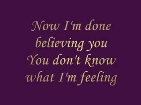 Beyoncé - Listen - Lyrics