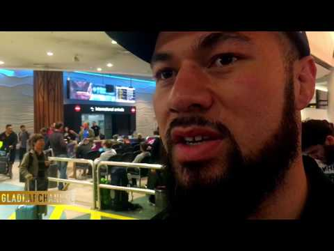 Joseph Parker arrives in NZ but where is Team Fury?