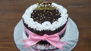 Download Video Kue Ulang Tahun Coklat Black Forest Mini - Dekorasi Kue Ultah Sederhana Cake Tart MP3 3GP MP4
