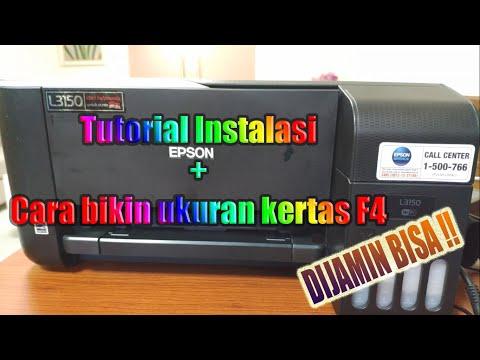 Download & Install Epson L3110 Printer Driver.