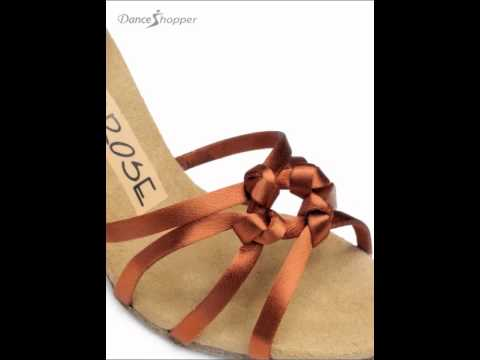 b55fe6553188 Ray Rose Ballroom Dance Shoes Woman Collection - YouTube