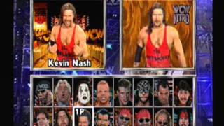 WCW Nitro in-Game RANTS