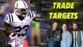 Who are trade targets with a good playoff schedule? - The Fantasy Footballers