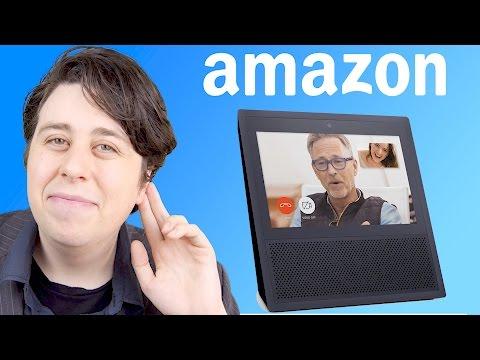 "Amazon Echo  PARODY  ""Amazing Telescreen!"""