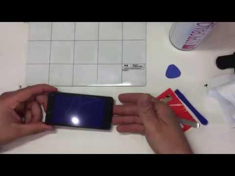 Xperia z1 Compact LCD Austausch