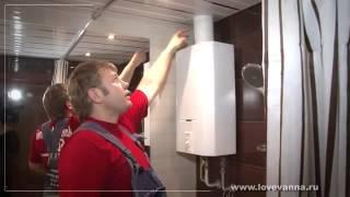 Ремонт ванной под ключ в хрущевке(, 2013-09-08T11:19:55.000Z)