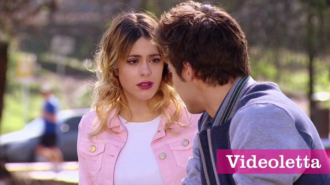 violetta and leon first meet