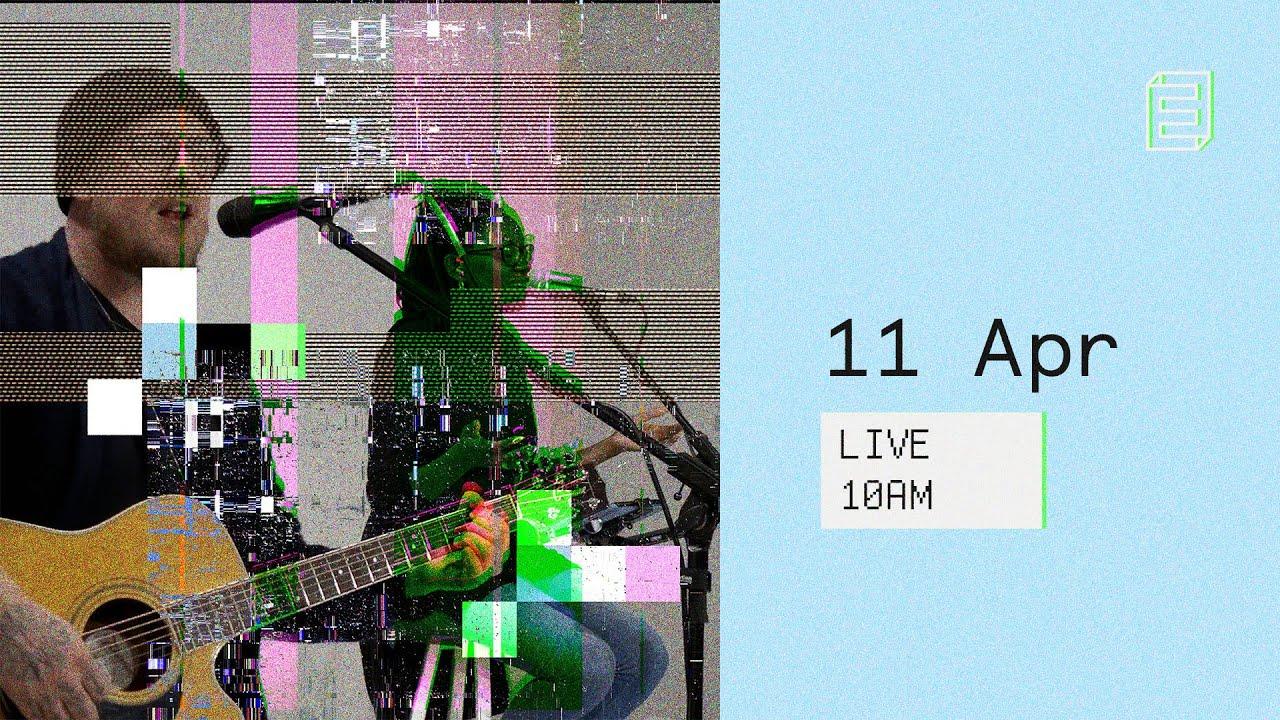 Emmanuel Live Online Service // 11th Apr 2021 Cover Image